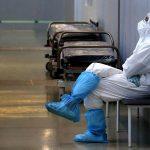 В России третий день подряд выявили меньше 13 тысяч заболевших COVID-19