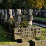 В Польше предлагают убрать могилы коммунистов с главного национального кладбища