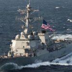 США запросили Турцию о согласовании для прохода своих кораблей в Черное море